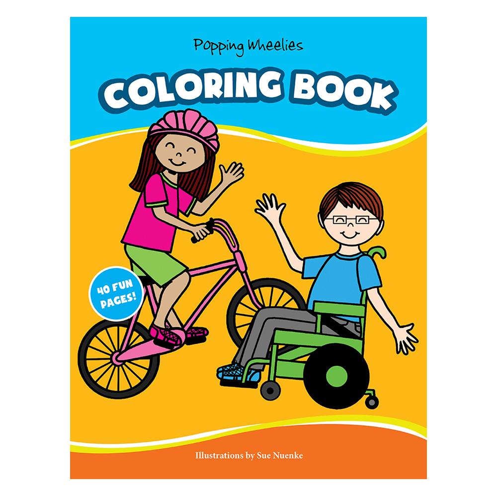 - Popping Wheelies Coloring Books - Matthew 25 Ministries Matthew